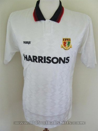 Sittingbourne Away Camiseta de Fútbol (unknown year)
