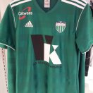 Levadia football shirt 2012 - 2013