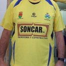 Alcorcón football shirt 2009 - 2010