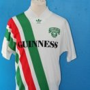 Cork City football shirt 1991 - 1992