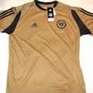 Philadelphia Union football shirt 2010