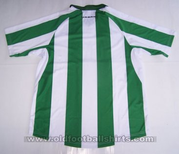Bangkok Glass FC Home football shirt 2009 - 2010