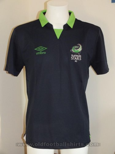 Platinum Stars Home football shirt 2013 - 2014
