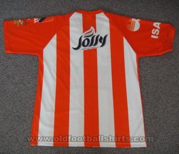 Manta Away football shirt 2007 - 2008
