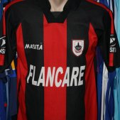 Longford Town Home Maillot de foot 2004
