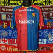 Home Maillot de foot 2010 - 2011