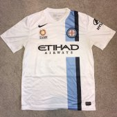 Melbourne City Home Maillot de foot 2014 - 2015