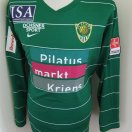 SC Kriens football shirt 2010 - 2011