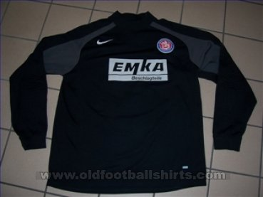 Wuppertaler SV Goalkeeper football shirt 2005 - 2006