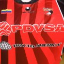 Deportivo Lara football shirt 2011