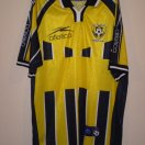 Deportivo Táchira FC football shirt 1999