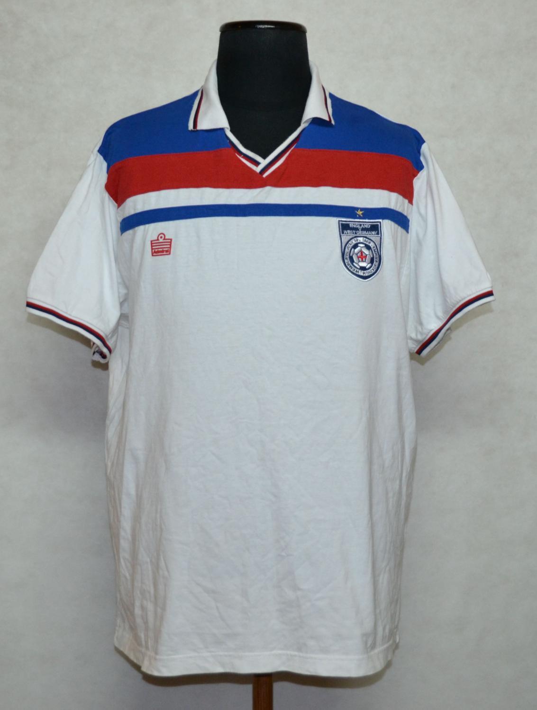 england retro replicas football shirt 1980 1983. Black Bedroom Furniture Sets. Home Design Ideas