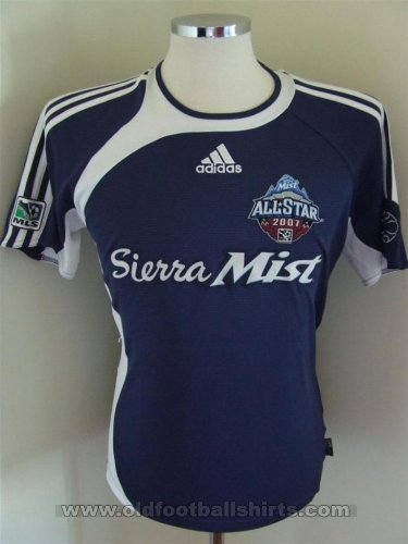MLS All Star Special football shirt 2007