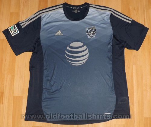 MLS All Star Home camisa de futebol 2013