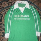 Special voetbalshirt  1970 - 1990