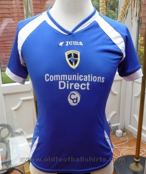 Cardiff City Home football shirt 2006 - 2007