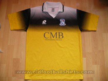 Cardiff City Away football shirt 1996 - 1997