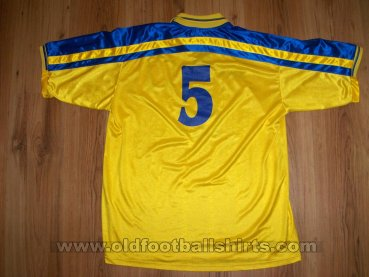 Cardiff City Special football shirt 1998 - 1999