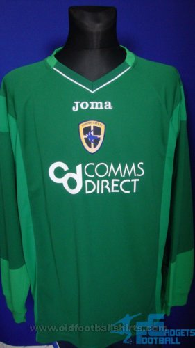 Cardiff City Away football shirt 2007 - 2008