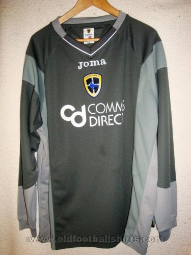 Cardiff City Goalkeeper football shirt (unknown year)
