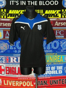 Cardiff City Unknown shirt type (unknown year)