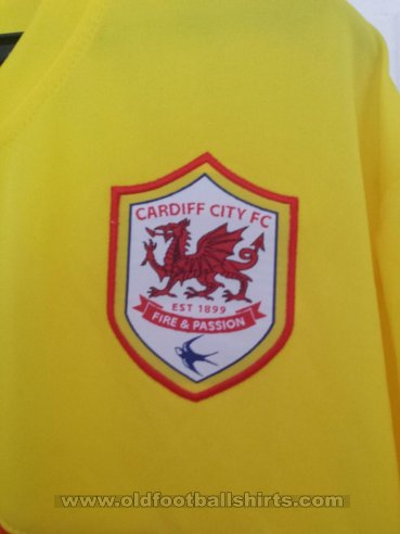 Cardiff City Third football shirt 2013 - 2014