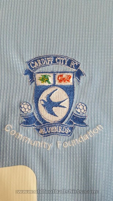 Cardiff City Special football shirt (unknown year)