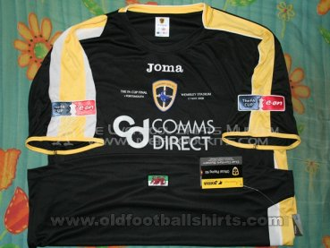 Cardiff City Special football shirt 2008