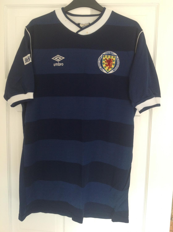 scotland domicile maillot de foot 1986 1987 ajout 2016 08 18 10 00. Black Bedroom Furniture Sets. Home Design Ideas
