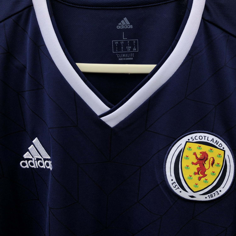 Scotland Home football shirt 2018 - 2019.