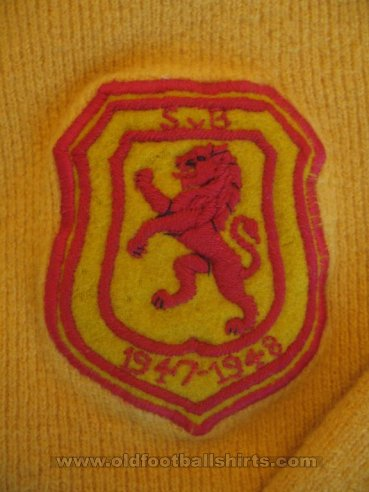 Scotland Goalkeeper football shirt 1948