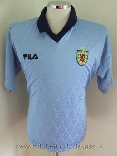 Scotland Special football shirt 2000 - 2002