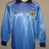 Scotland Gardien de but Maillot de foot 1982