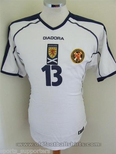 Scotland Special football shirt 2003 - 2005
