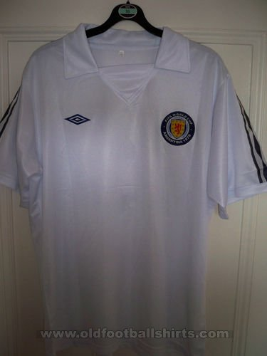 Scotland Away football shirt 1978 - 1982