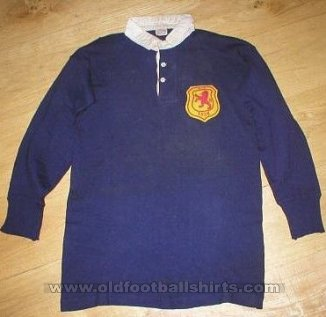 Scotland Local Camiseta de Fútbol 1920 - 1935