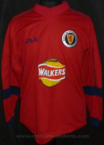 Scotland Special football shirt 2002 - 2003