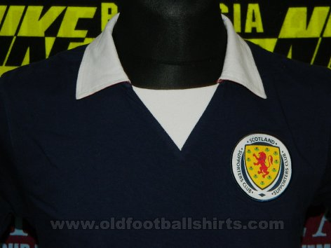 Scotland Retro Replicas football shirt (unknown year)