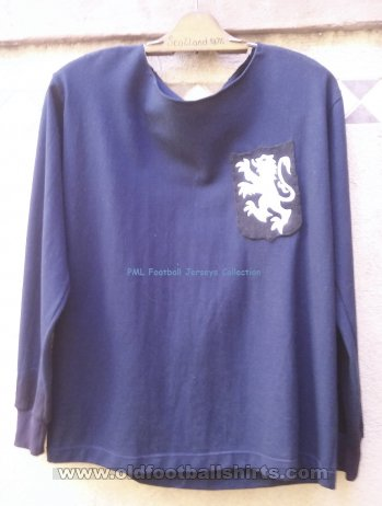 Scotland Replika retro baju bolasepak 1872