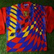 Goalkeeper football shirt 1996 - 1997
