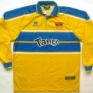 Barry Town football shirt 1999 - 2001