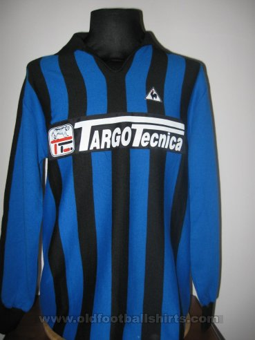 AC Pisa 1909 Home football shirt 1986 - 1987