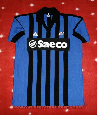 AC Pisa 1909 Home Maillot de foot 1987 - 1988