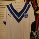 Seiko Sports Association football shirt 1970 - 1986
