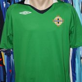 Northern Ireland Home Maillot de foot 2006 - 2008