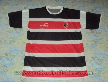 Santa Cruz Local Camiseta de Fútbol 2002