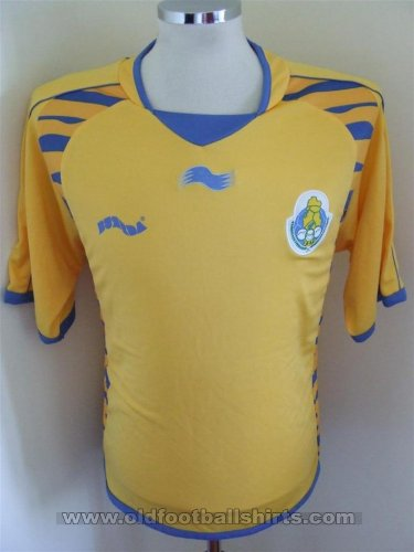 Al-Gharafa Sports Club Home football shirt 2008 - 2009