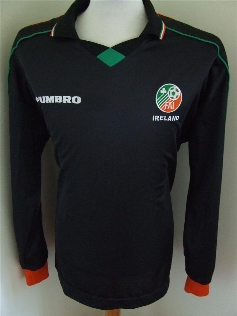 ead97b11676 Republic of Ireland Away maglia di calcio 1998 - 1999.