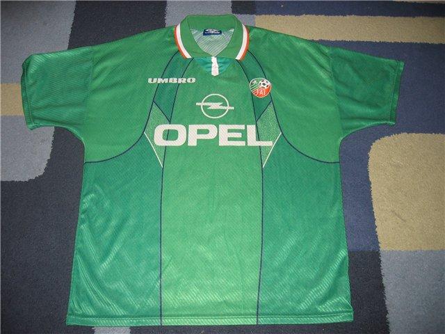 Republic of Ireland Home maglia di calcio 1994 - 1996. 6de75f8c7