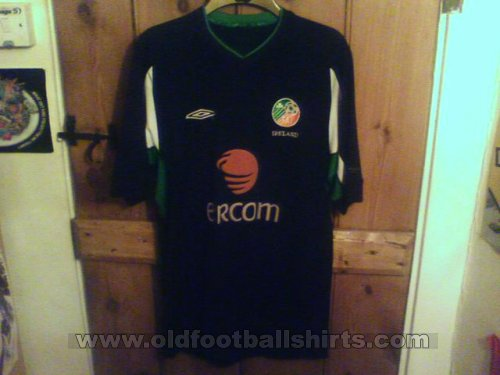 Republic of Ireland Special football shirt 2002